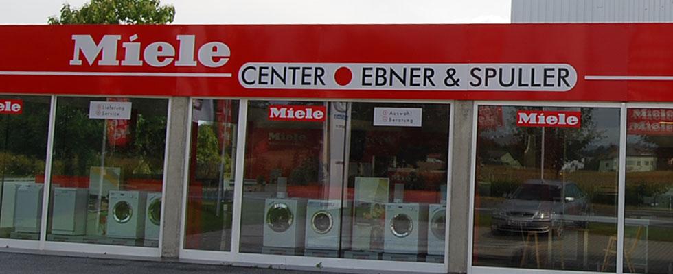 Miele Center Ebner & Spuller Graz Steiermark
