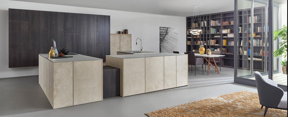 Leicht Küche Topos Stone