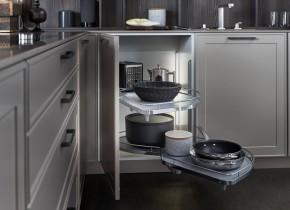Traditionelle LEICHT Küchen mit Top-Ausstattung