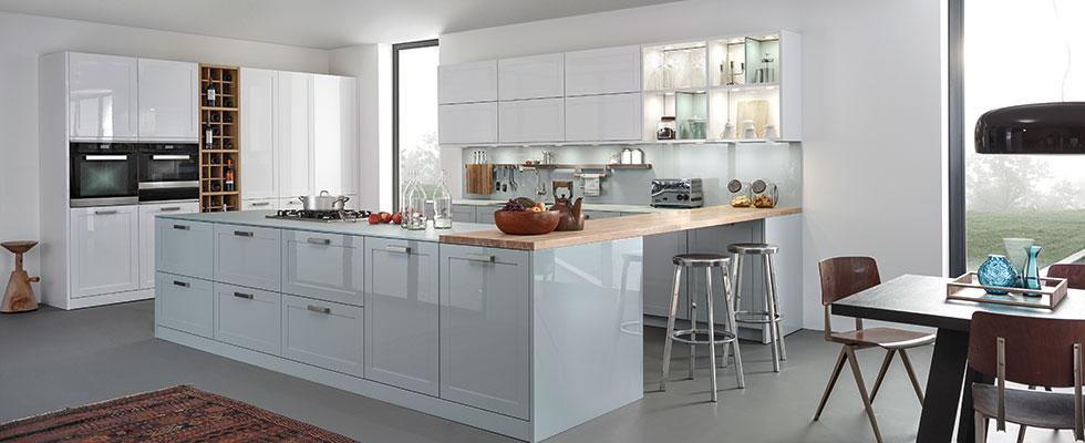 Küchenwelt Ebner Spuller Leicht Küche Carre