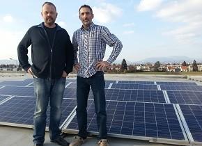 Erstes energieautarkes Miele Center Österreichs