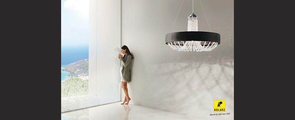 Kolarz Lampen Miele Center Ebner & Spuller