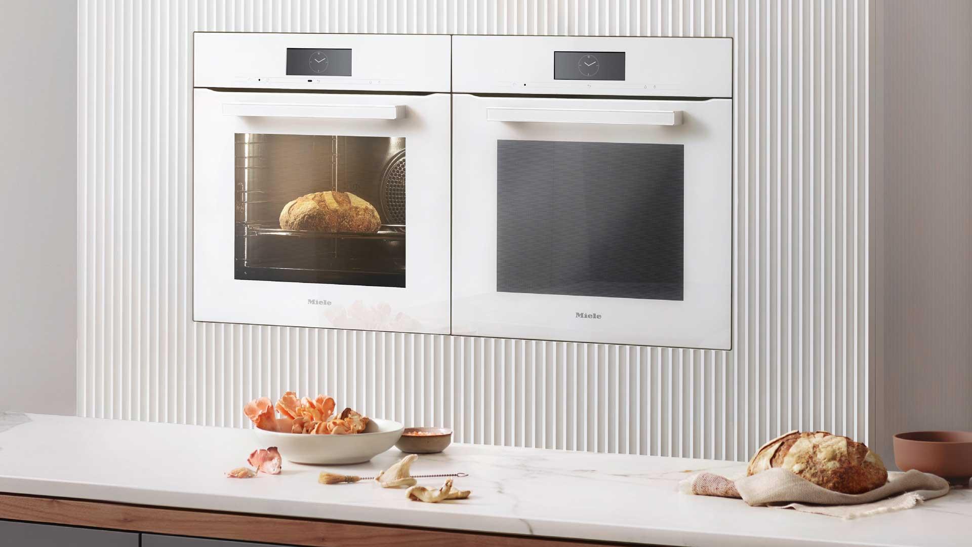 Miele E-Geräte für die neue Küche in Graz
