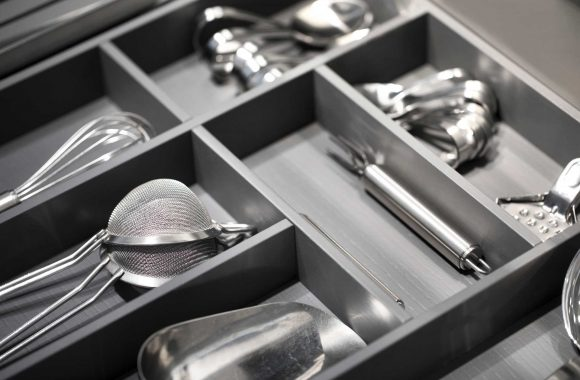 Häcker Ausstattung Küchenlade Miele Center Ebner und Spuller Graz