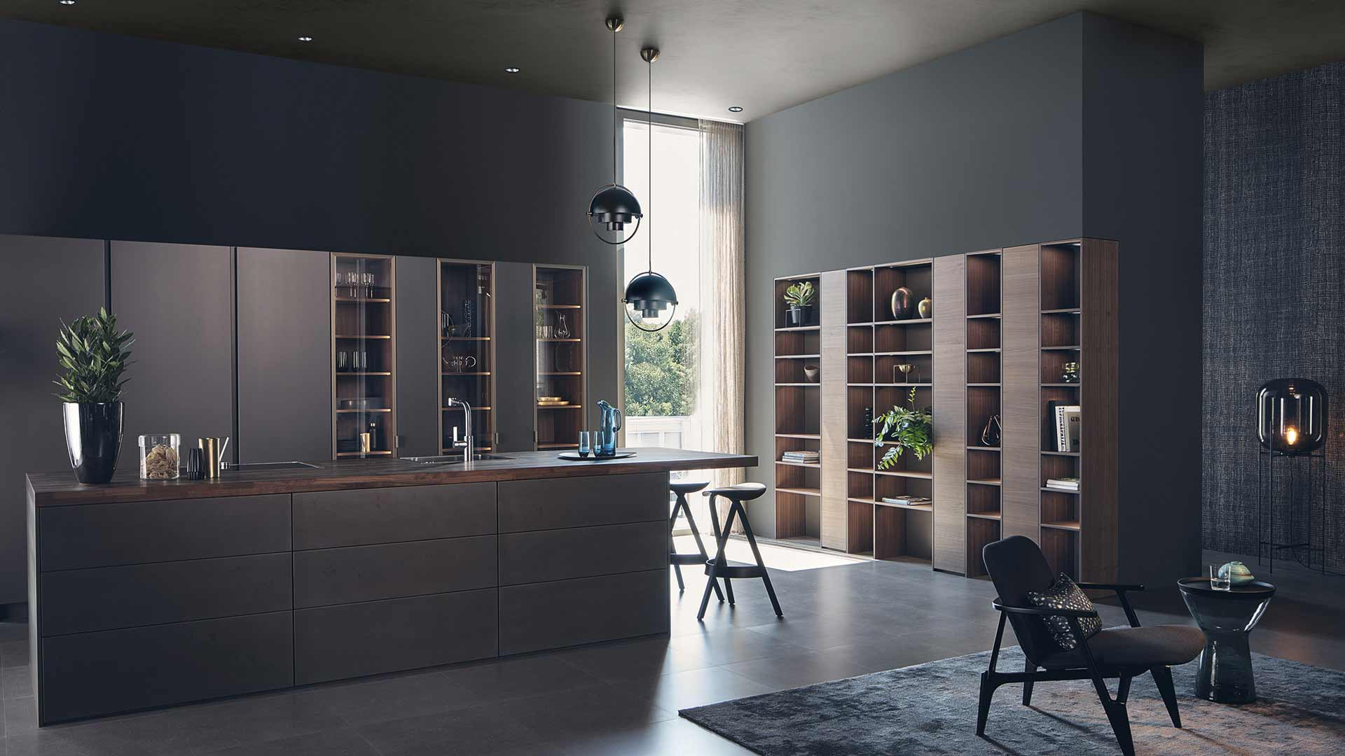 Leicht Designüche bei Miele Center Ebner & Spuller in Graz
