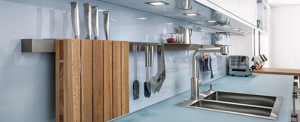 Leicht Küchen Classic Carré