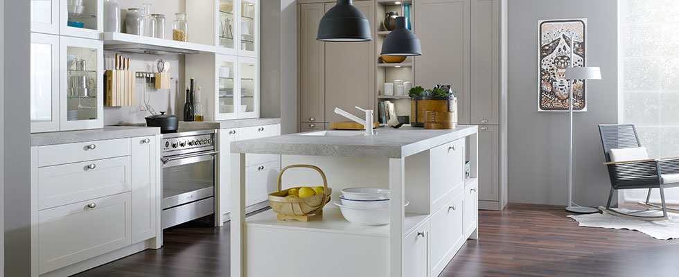 Leicht Küche Classic Carré