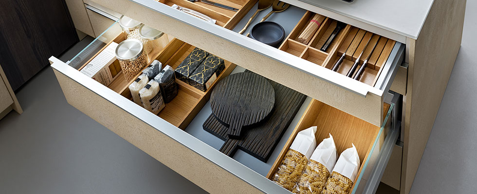 Leicht Küche Modern Style Topos Stone