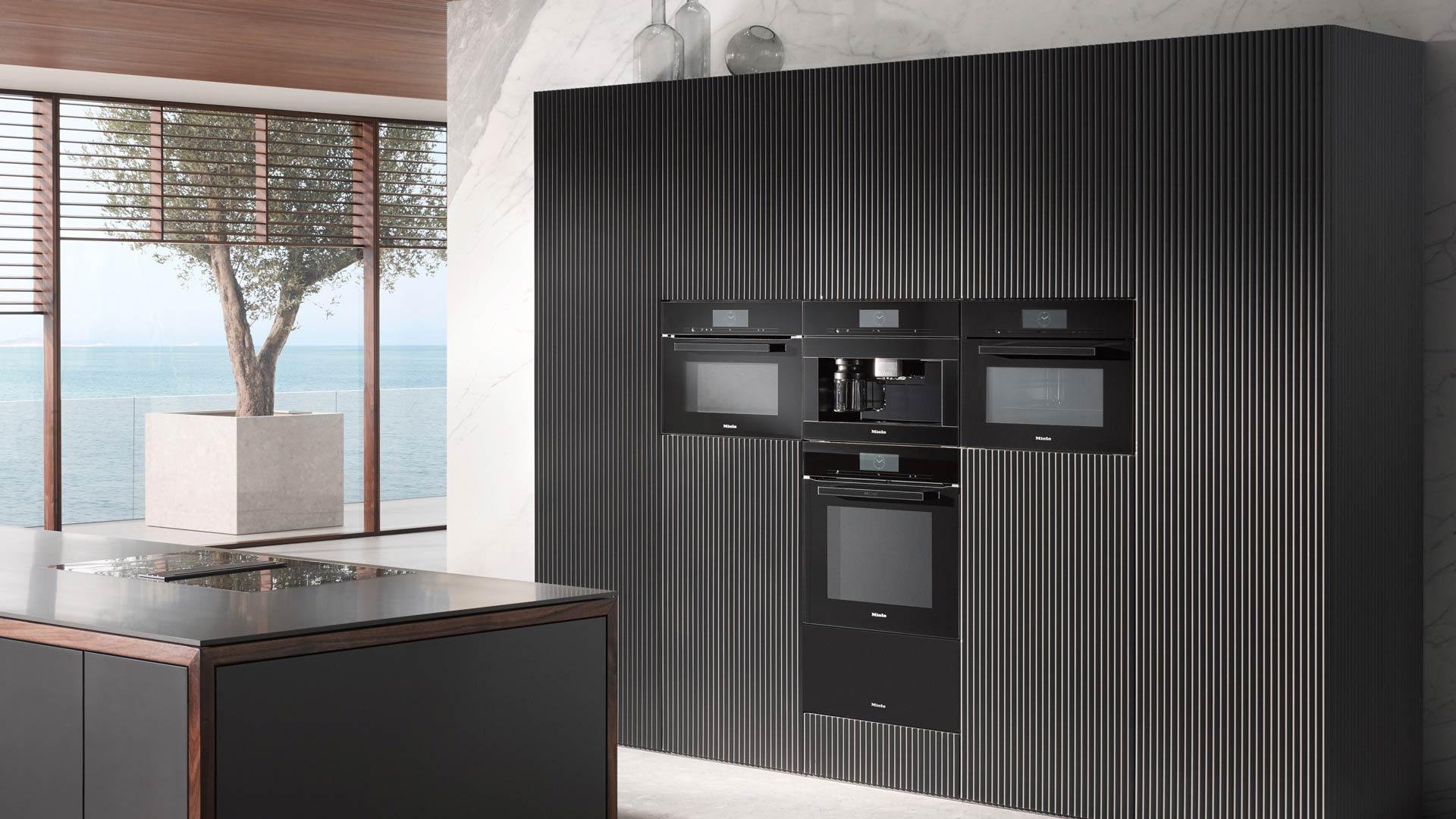 Haushaltsgeräte und Küchenausstattung von Miele bei Ebner & Spuller in Graz