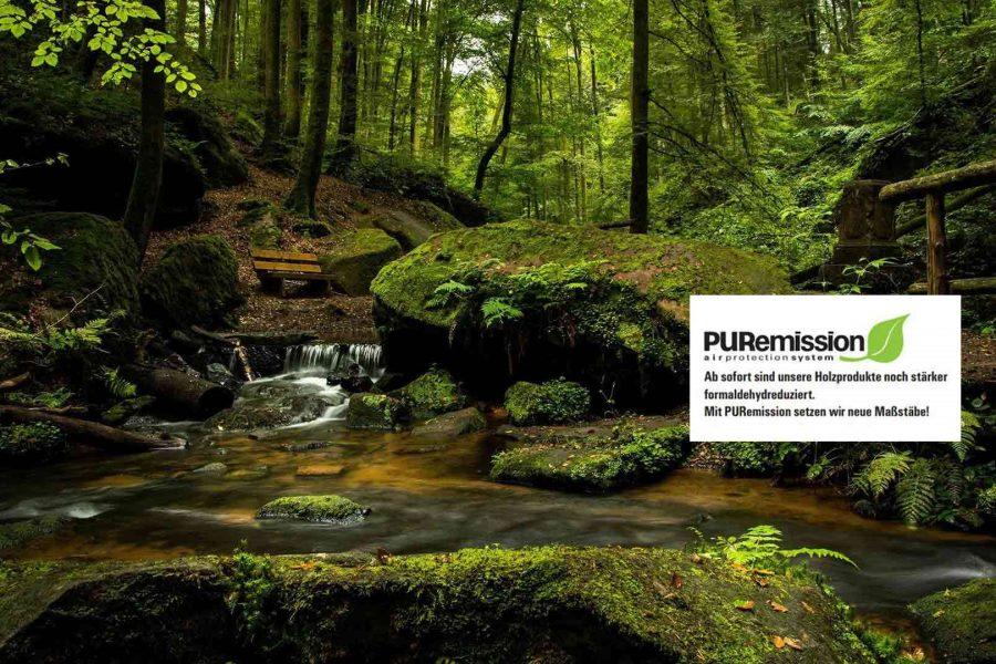 PURemmission | Reduzierte Formaldehyd-Emmisionen